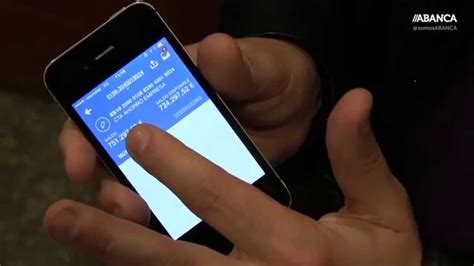 banca electronica de abanca abanca lanza la primera app de banca m 243 vil totalmente