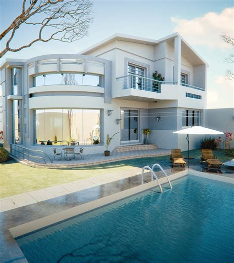 Nice House Plans by Moderne House By Uticlive On Deviantart