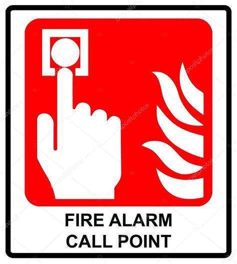 Alarm Vector 200 alarm call point symbol 200x200 alarm call