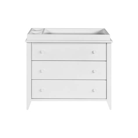 Babyletto Dresser Changing Table Babyletto Sprout 3 Drawer White Changing Table Dresser M10323w