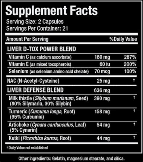 Allmax Nutrition Liver Detox 42 Capsules by Allmax Nutrition Liver D Tox Www Supplementscanada
