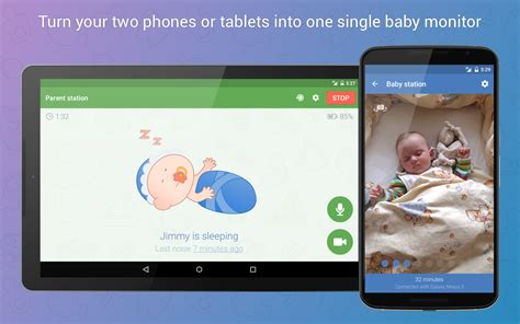 baby monitor app android baby monitor 3g android apps on play