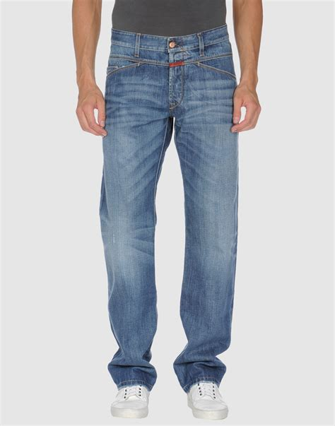 francois girbaud mens jeans ljd marithe francois girbaud jeans in blue for men lyst