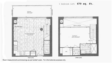 western floor plans just sold 1 bedroom loft suite 80 western battery rd 221