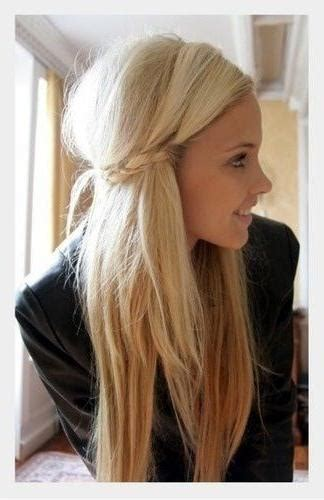 hairstyles for long hair off face 15 inspirations of long hairstyles off the face