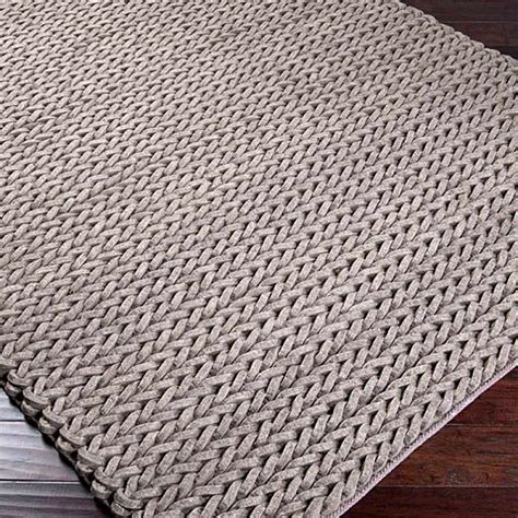 knitted rug pattern 10 knit rugs for the modern home