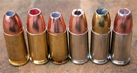 shot and bullets caliber 9mm different types stock photo image helpful tip of the day 2007 09 09