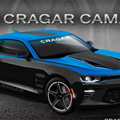 Detroit Muscle Giveaway - win a 2016 cragar camaro ss granny s giveaways