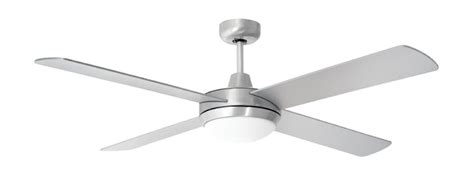 prestige ceiling fans prestige ceiling fan by airmate brushed aluminium 52 quot