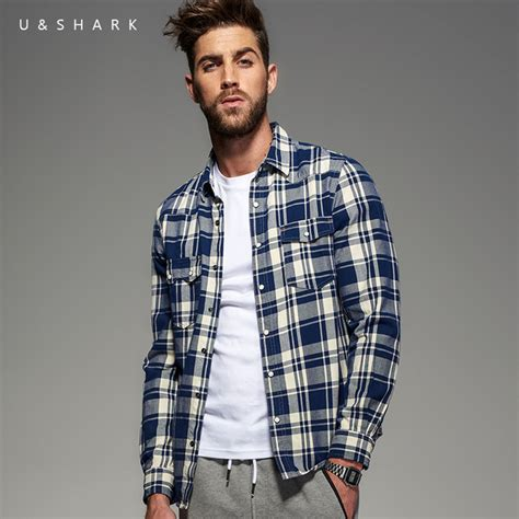 Casual Trend Alert Plaid Shirts Andjeans by Aliexpress Buy 2016 Autumn Italian Style Sleeve