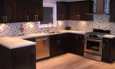 sparkling kitchen backsplash tile for beautiful decorating