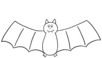 Coloring Book For Halloween Bat Images Cliparts Co