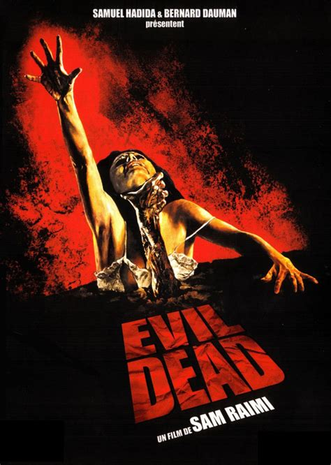 evil dead film list the evil dead movie poster rare horror ebay