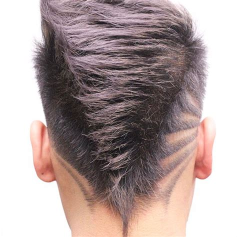 Faded Mohawk Hairstyles by Mohawk Fade