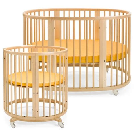 sleepi crib and bassinet set design milk