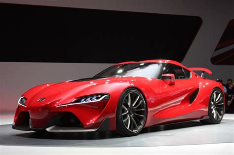 toyota bmw sports car to gain all wheel drive