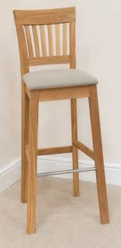 bar stool 088 solid oak beige fabric bar stools bar stool wooden stools wooden bar stools