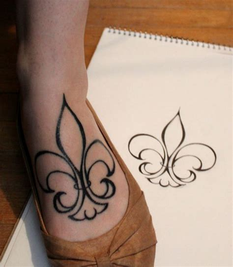 fleur de lis tattoo designs the world s catalog of ideas