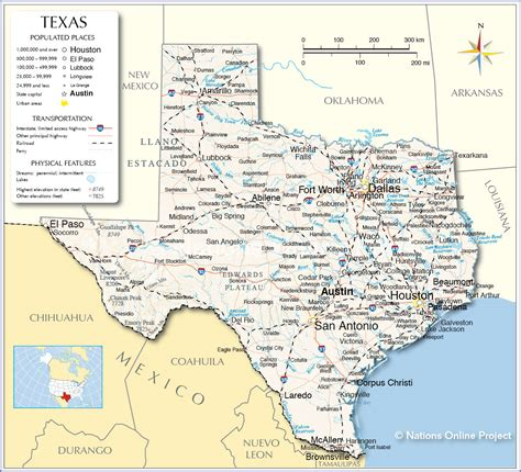 map of south texas cities reference map of texas usa nations project texas treasures texas