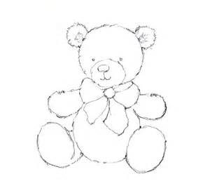 how to create a cute teddy bear painting in 4 steps