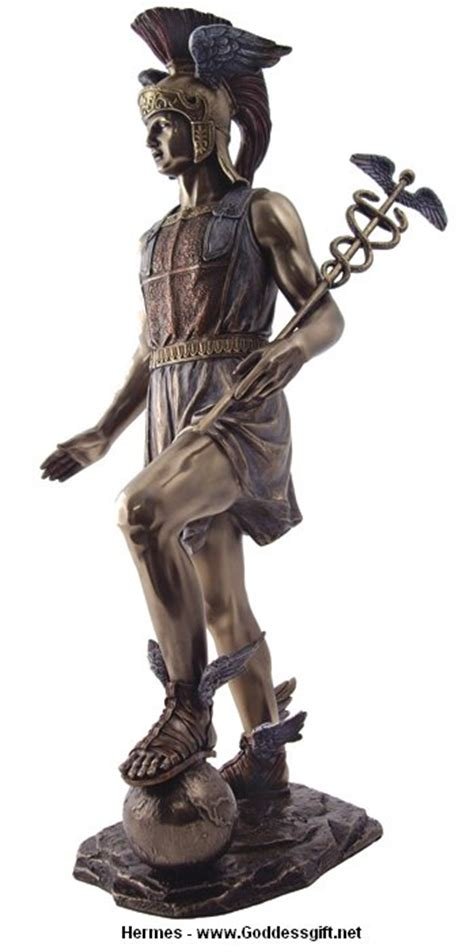 greek god statue hermes statue mercury sculpture