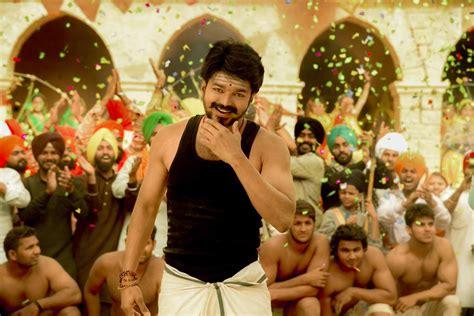 thalapathy vijay shines in mersal songs iflickz