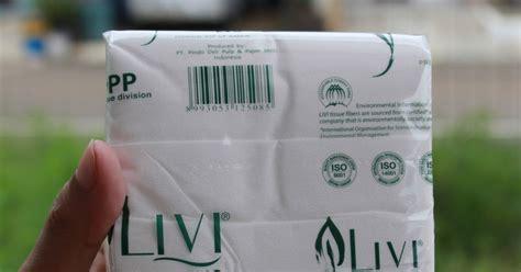 Tisu Tissu Tissue Livi Eco Toilet Jrt 1200 Sheets Box distributor tissue livi produk tissue livi