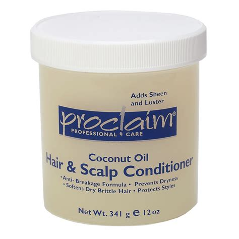 Scalp Detox With Coconut by Proclaim Coconut Hair And Scalp Conditioner