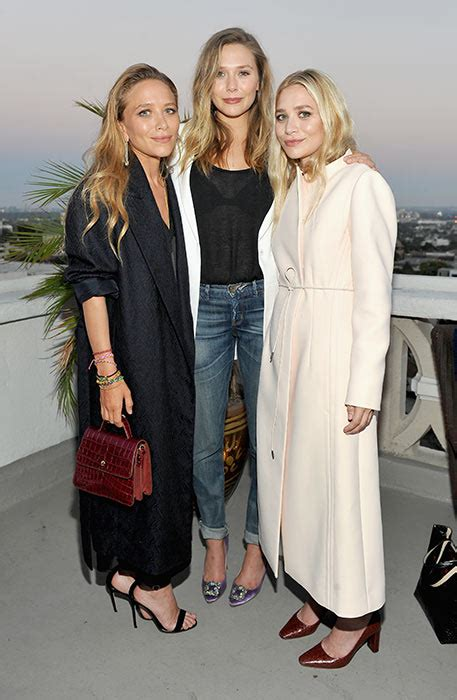 The Olsens Second Fashion Serving Elizabeth And by Kate And Make Outing With