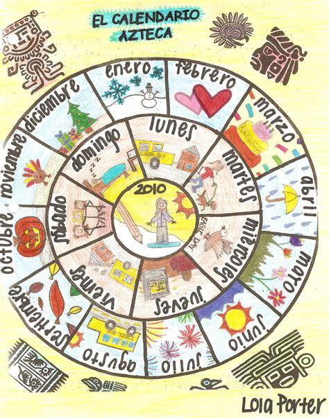 Calendario Azteca Project Calendario Azteca Se 241 Or Agee