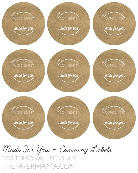 free printable christmas mason jar lid labels mason jar lid labels google search diy labels