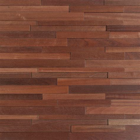 Nuvelle Deco Strips Alamo 3/8 in. x 7 3/4 in. Wide x 47 1