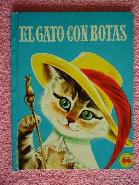 libro gato con botas el gato con botas libro