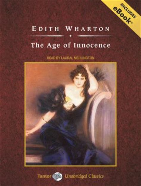 the age of innocence books listen to age of innocence by edith wharton at audiobooks