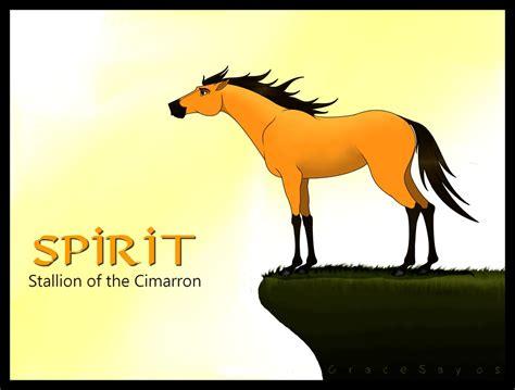 Spirit 2 Stallion Of The Cimarron Drawings   spirit stallion of the cimarron 169 by gracesayos on