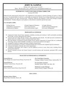 Free Sle Of Resume by Executive Director Resume Sales Director Lewesmr