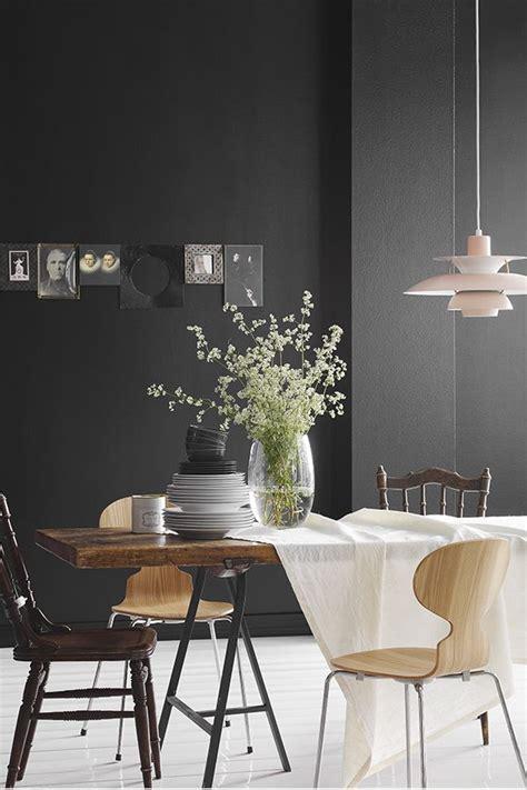 Moderne Wandgestaltung Wohnzimmer 5564 by 63 Besten Black Interior Bilder Auf Mein Haus