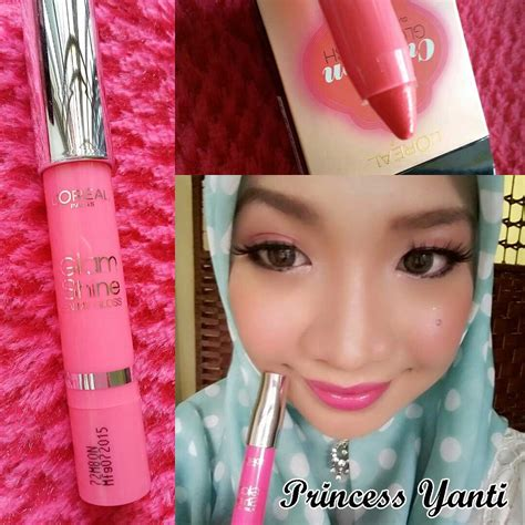 Harga L Oreal Blush On Cushion princess yanti product review l oreal lucent magique