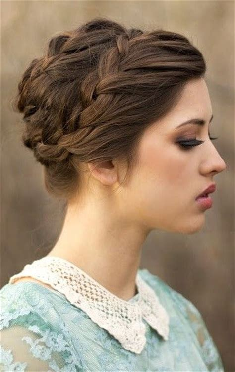 18 and simple updo hairstyles for medium hair popular haircuts