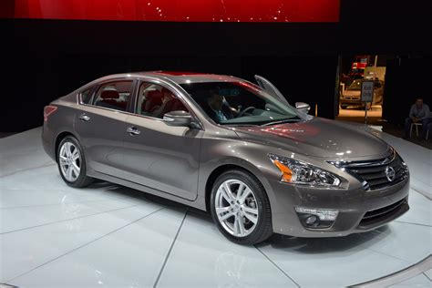 2012 Nissan Altima Mpg by Reminder The 2013 Nissan Altima Does 38 Mpg
