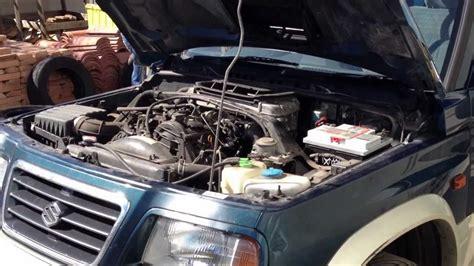 how cars engines work 2001 suzuki vitara free book repair manuals motor suzuki vitara 2 0 turbo diesel 1998 com 106 mil kms youtube