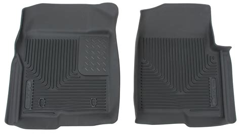 2012 Ford F 150 Floor Mats by Floor Mats For 2012 Ford F 150 Husky Liners Hl53311