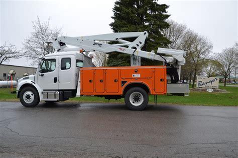 truck bangor maine city of bangor maine dpw rbg inc truck mounted