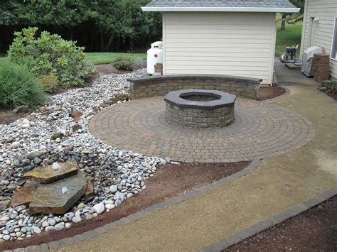 paver patio construction vancouver wa woody s custom