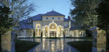 Design House Associates Miami french style luxury home plans small french chateau homes