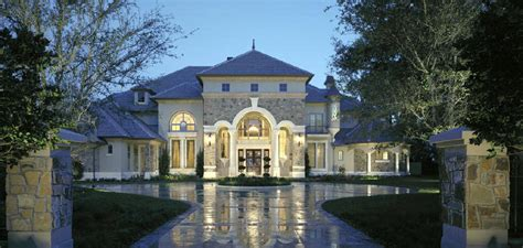 french country castle style luxury chateau
