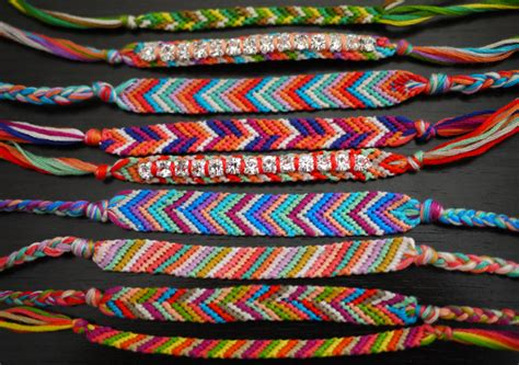 how to make friendship bracelets with accessories diy beaded and wrapped bracelets
