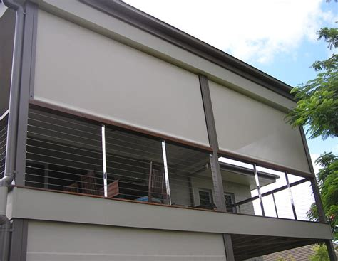 awning blind protecting your outdoor blinds and awnings all year long