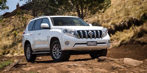 land cruiser prado car 2016 toyota landcruiser prado vx review long term report