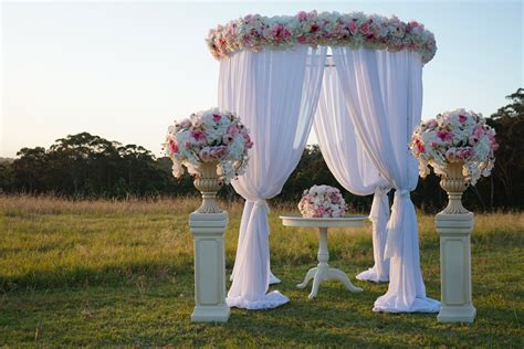 wedding decorations for hire wedding canopy hire wedding decorations by naz
